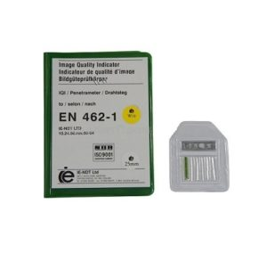 Проволочные эталоны чувствительности по EN 462-1