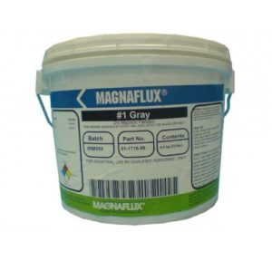 Серый магнитный порошок Magnaflux 1Gray