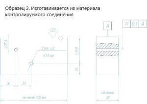 Образец 2 по СТО-ГК Трансстрой 012-2007