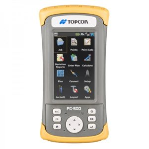 Полевой контроллер Topcon FC-500