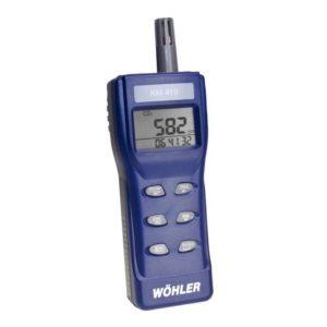 Газоанализатор Wohler KM 410